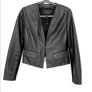 Cruz Faux Leather Bcbg Jacket